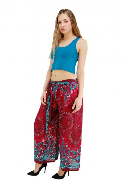 VISCOSE TROUSERS AND SHORTS AB-BCP21CA - Oriente Import S.r.l.