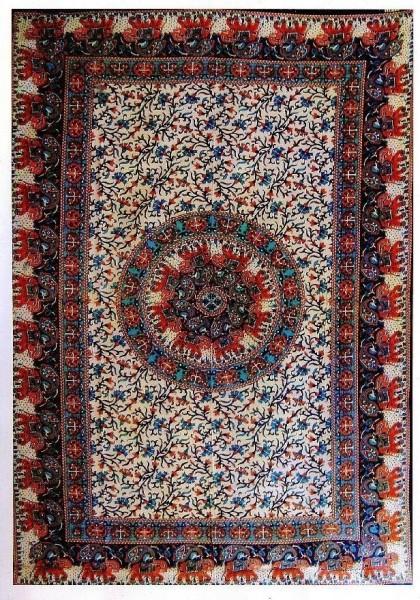 KLEINE UND MITTEL INDIANER STOFFBAHN TI-P01-1 - Oriente Import S.r.l.