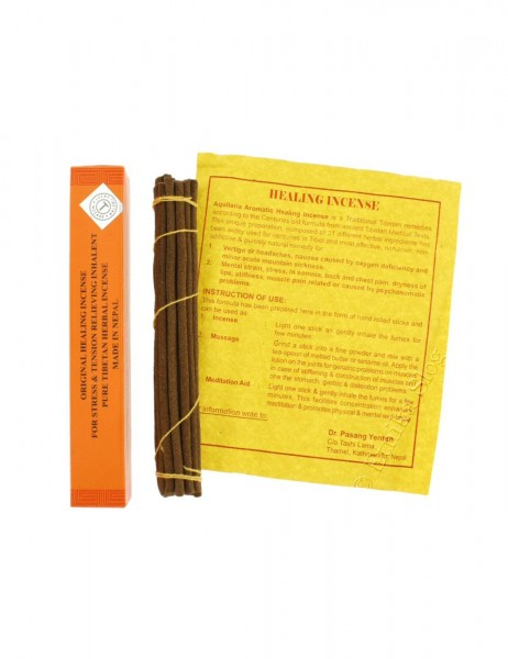 TIBETAN INCENSES INC-BT001 - Oriente Import S.r.l.