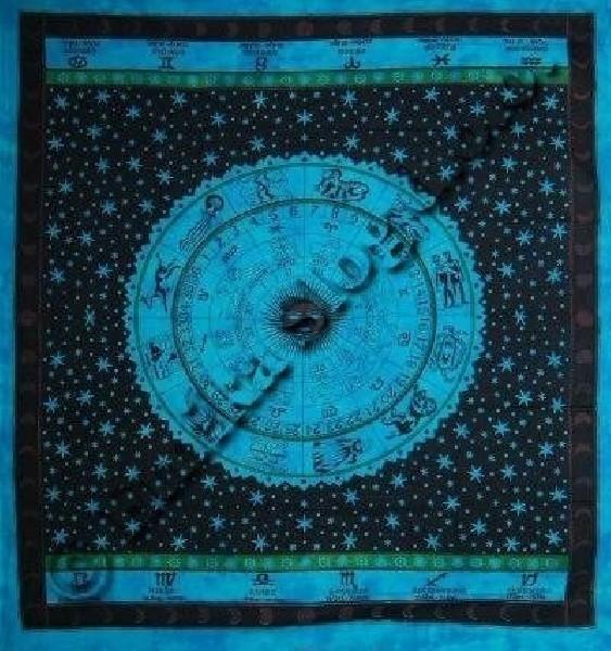 KLEINE UND MITTEL INDIANER STOFFBAHN TI-P01-3 - Oriente Import S.r.l.