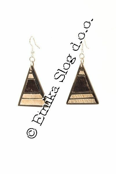 HORN EARRINGS CO-OR05-03 - Oriente Import S.r.l.