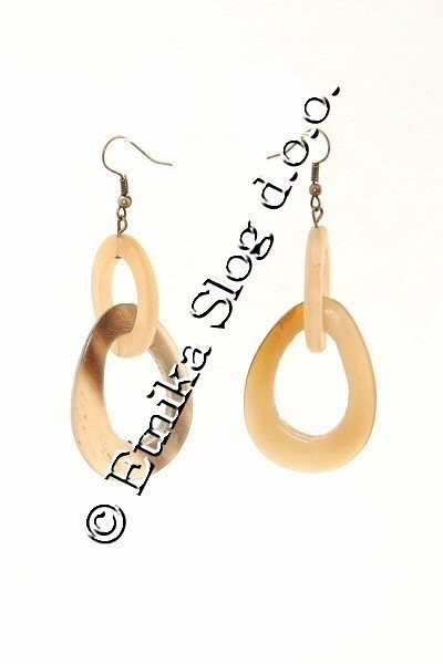 HORN EARRINGS CO-OR06-05 - Oriente Import S.r.l.