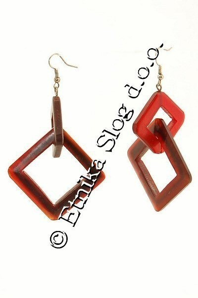 HORN EARRINGS CO-OR10-01 - Oriente Import S.r.l.