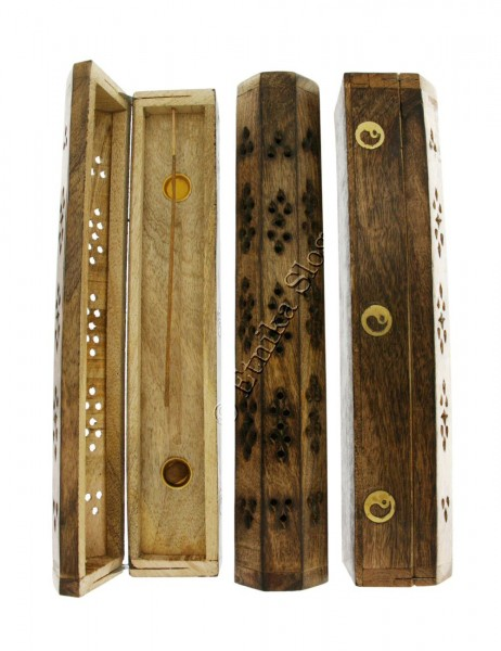 INCENSE HOLDERS WOODEN BOX PI-BG03-04 - Etnika Slog d.o.o.