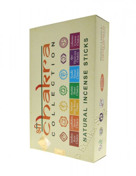 BESTSELLER INCENSES INC-CHA01 - Oriente Import S.r.l.