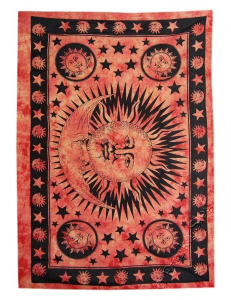 COPRILETTO TELI INDIANI PICCOLI E MEDI TI-P01-48 - Oriente Import S.r.l.