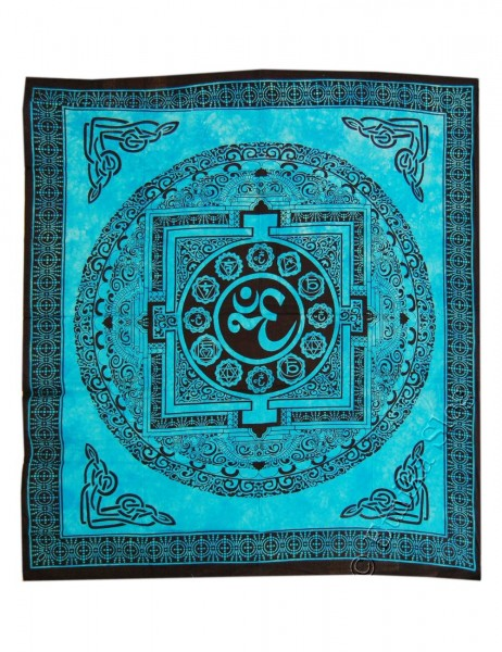 BIG INDIAN BEDSPREAD TI-G05-25 - Oriente Import S.r.l.