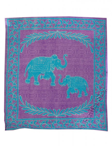 BIG INDIAN BEDSPREAD TI-GM01-08 - Oriente Import S.r.l.