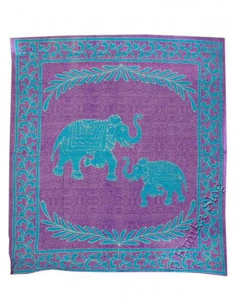 COPRILETTO TELI INDIANI GRANDI TI-GM01-08 - Oriente Import S.r.l.