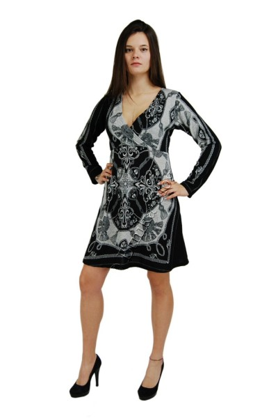 -20% DRESSES - LONG SLEEVES - AUTUMN/WINTER AB-MIWV03-02 - Oriente Import S.r.l.
