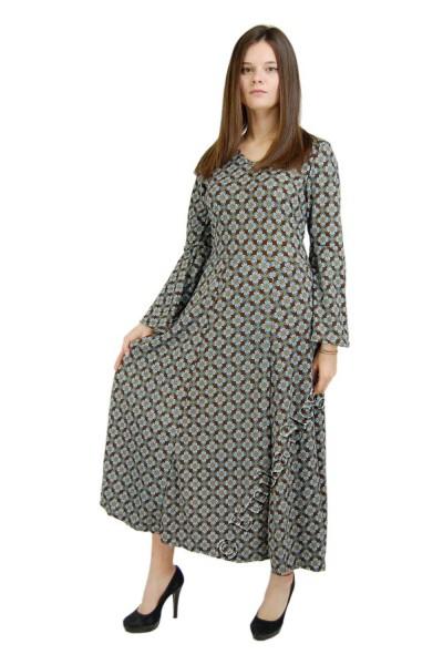 DRESSES - LONG SLEEVES - AUTUMN/WINTER AB-MIWV10-02 - Oriente Import S.r.l.