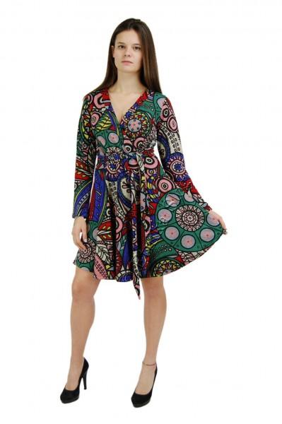 DRESSES - LONG SLEEVES - AUTUMN/WINTER AB-MIWV13-01 - Oriente Import S.r.l.