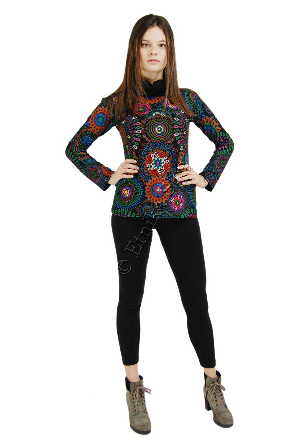 LONG SLEEVES SWEATERS AB-BWM12-01 - Oriente Import S.r.l.