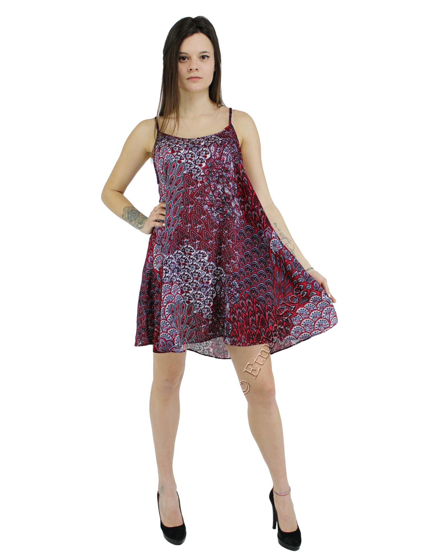 VISCOSE SUMMER DRESSES AB-BCV07DD - Etnika Slog d.o.o.