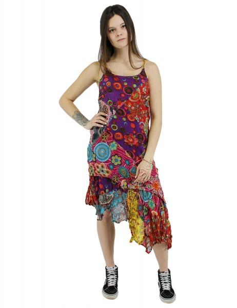 SHORT SLEEVE AND SLEEVELESS COTTON DRESSES AB-AJV38 - Oriente Import S.r.l.
