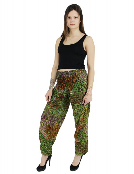 VISCOSE TROUSERS AND SHORTS AB-BCP07DD - Oriente Import S.r.l.