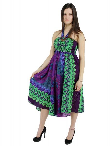 VISCOSE SUMMER DRESSES AB-BCK04DI-DRESS - com Etnika Slog d.o.o.