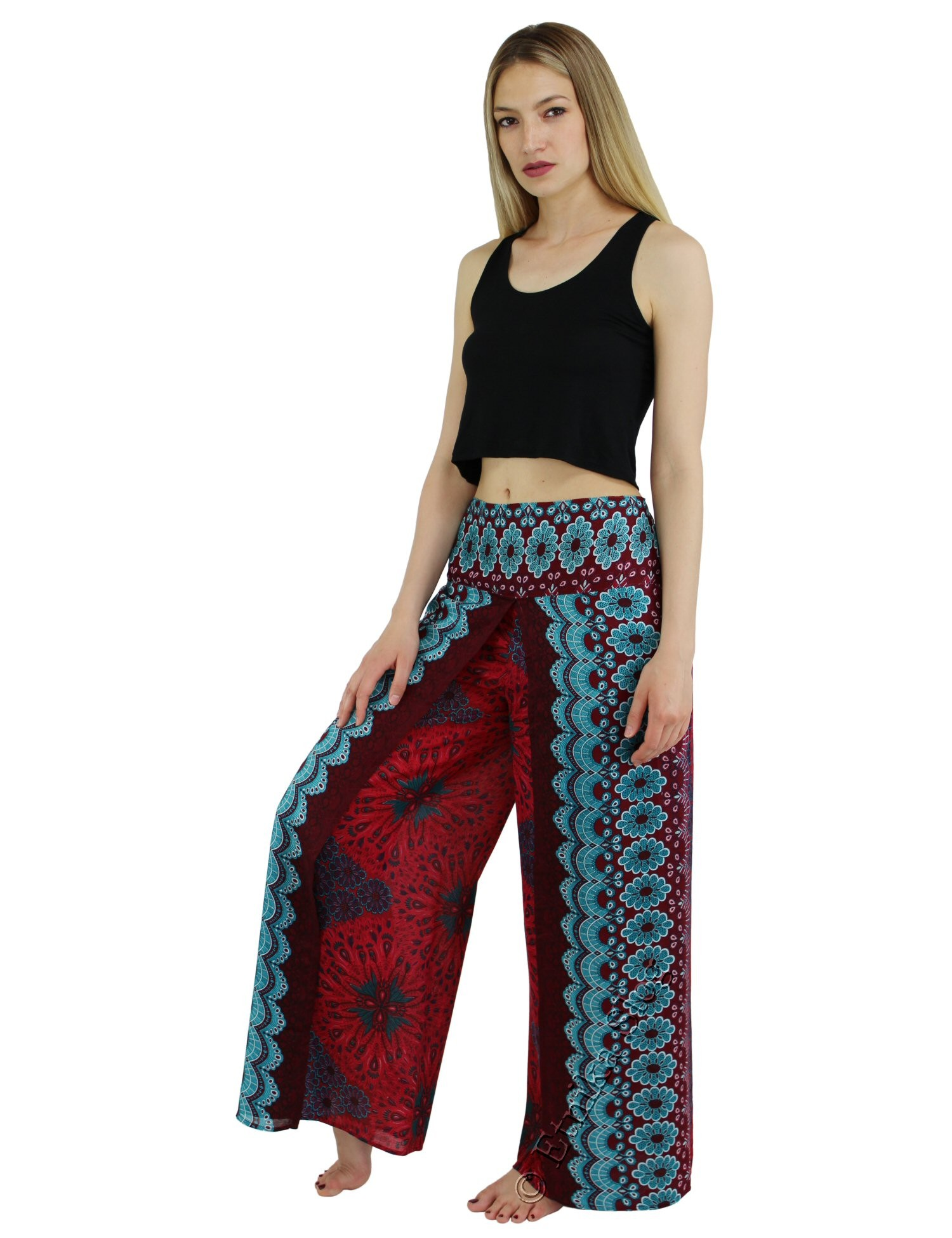 VISCOSE TROUSERS AND SHORTS AB-BCP09DI - Oriente Import S.r.l.