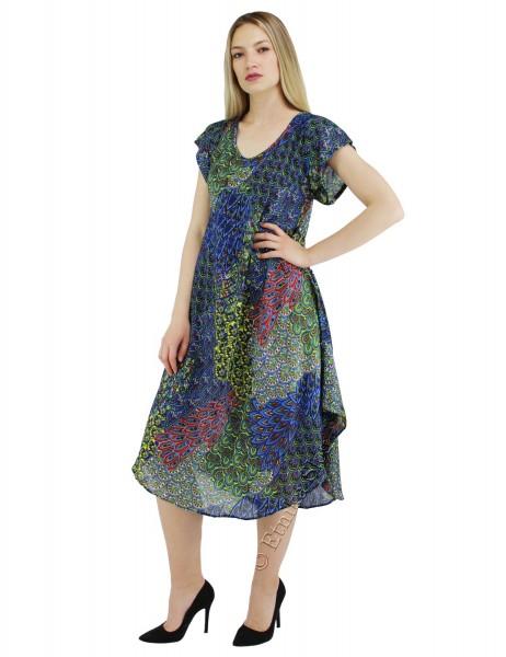 VISCOSE SUMMER DRESSES AB-BCV12DD - Etnika Slog d.o.o.