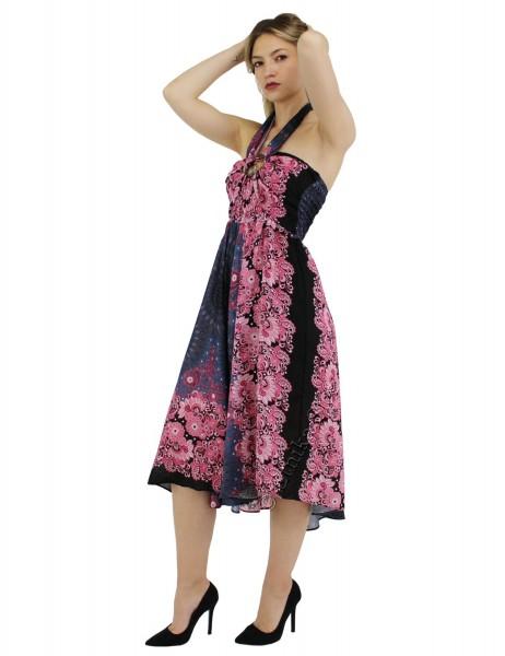 VISCOSE SUMMER DRESSES AB-BCK04CC-DRESS - Etnika Slog d.o.o.
