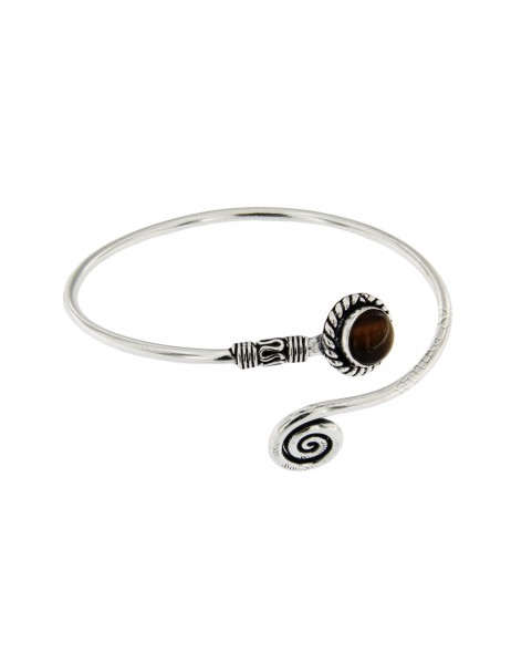 WHITE METAL BRACELETS WITH CRYSTALS MB-BRT29 - Oriente Import S.r.l.