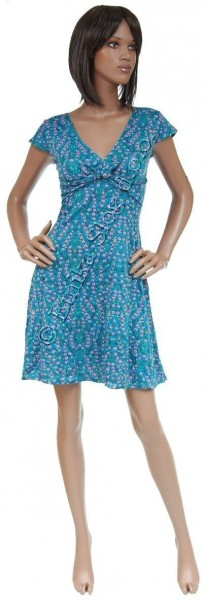 SUMMER JERSEY DRESSES WITH SHORT SLEEVES AB-MRS208M - Oriente Import S.r.l.