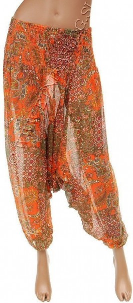 SUMMER COTTON TROUSERS AB-APS17 - Oriente Import S.r.l.