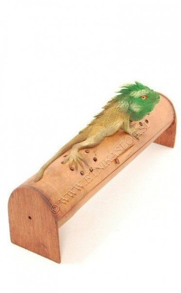 INCENSE HOLDER FROM BAMBOO AND RESIN PI-THL04B-VE - Oriente Import S.r.l.