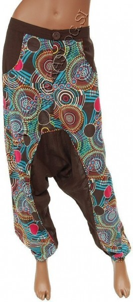 SUMMER COTTON TROUSERS AB-APS01 - Oriente Import S.r.l.