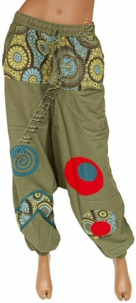TROUSERS - COTTON AB-BWP04-VE - Oriente Import S.r.l.