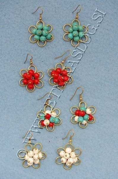 EARRINGS TH-BGOR06 - Oriente Import S.r.l.