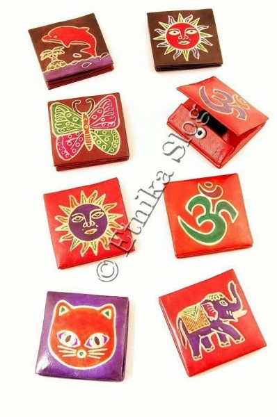 WALLETS - LEATHER, ECO-LEATHER PM-P01 - Oriente Import S.r.l.