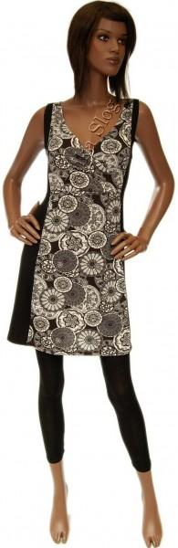 SUMMER SLEEVELESS JERSEY DRESSES AB-BDS17B - Etnika Slog d.o.o.