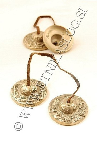 TIBETAN CIMBALS AND BELLS CA-CIM11-01 - Oriente Import S.r.l.