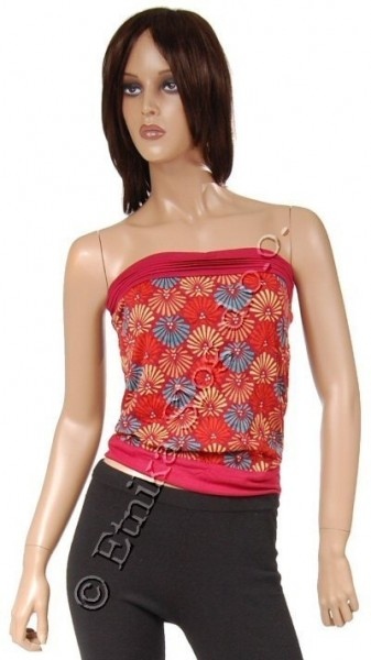 JERSEY TANK TOP AND T-SHIRTS AB-THT104C - Oriente Import S.r.l.