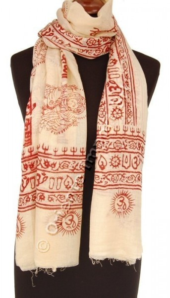 COTTON SCARVES SC-F02 - Oriente Import S.r.l.