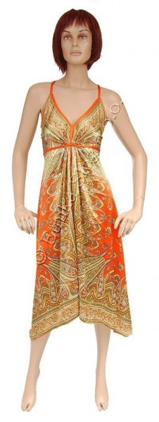 SILK AND MIXTURE SILK DRESSES - AO DAI AB-AJV14-B - Oriente Import S.r.l.