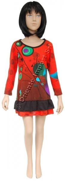 JERSEY KID'S DRESSES AB-CD038AF - Oriente Import S.r.l.