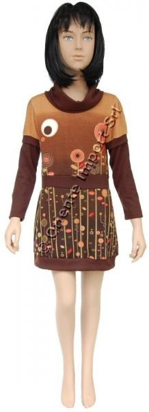 JERSEY KID'S DRESSES AB-CD041T - Oriente Import S.r.l.
