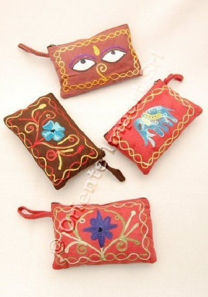 WALLETS IN COTTON PM-NP02 - Oriente Import S.r.l.