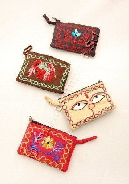 WALLETS IN COTTON PM-NP01 - Oriente Import S.r.l.