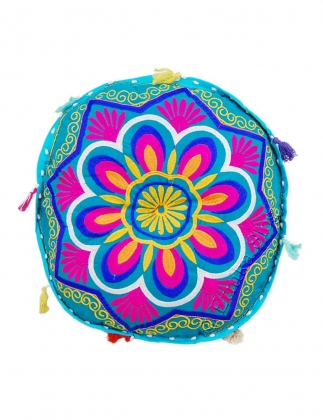 INDIAN PILLOWS POUF