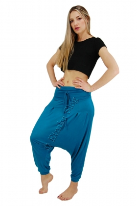 SUMMER JERSEY TROUSERS