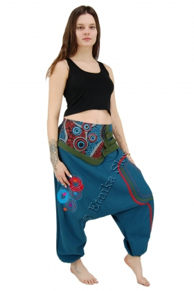 ALL SEASONS COTTON TROUSERS